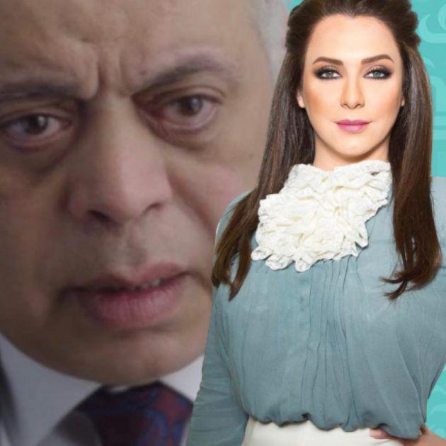 أشرف زكي تتمنى الشفاء العاجل لأشرف زكي - صورة