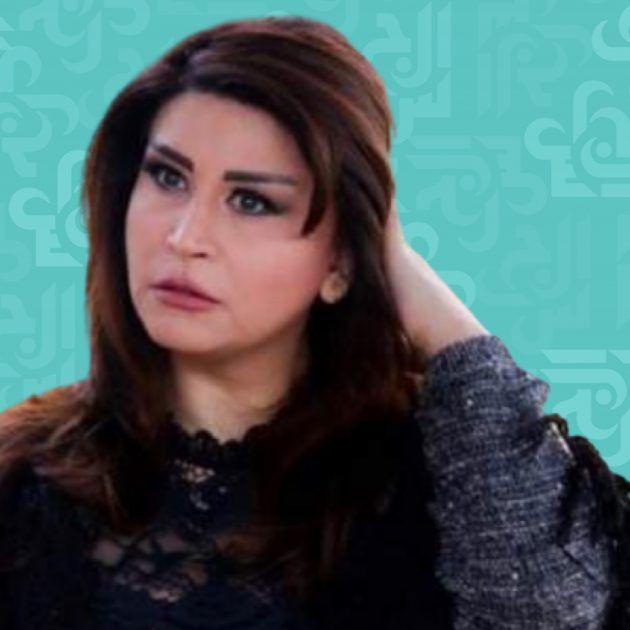 ممثلة سورية تصاب بأزمة قلبية