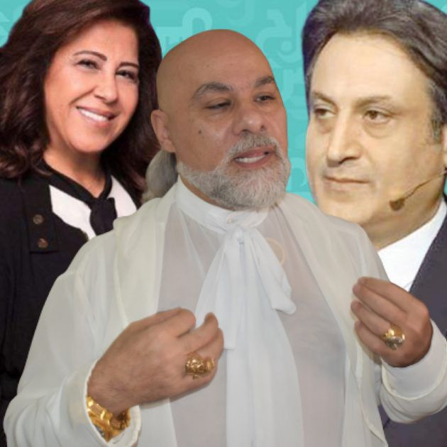 مايك فغالي للجرس: ليلى عبد اللطيف توقعت ما لم نتوقعه وميشال حايك تلعثم - فيديو