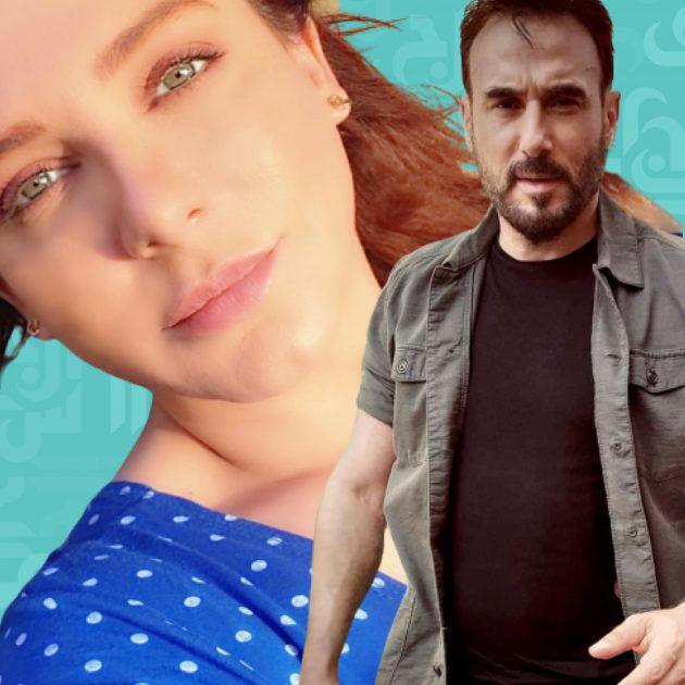 سلاف فواخرجي تروي سرًا عن باسم مغنية خلال الحرب السورية - صورة