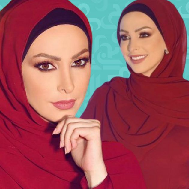 أمل حجازي تنصح بقراءة القرآن وتسخر - صورة