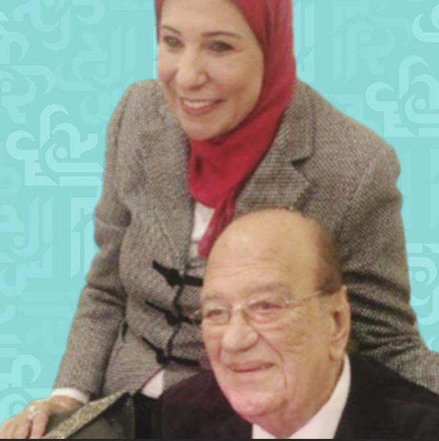 زوجة حسن حسني ماذا قالت عنه بعد وفاته؟ - صورة