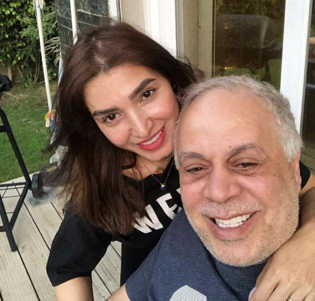 روجينا وأشرف زكي