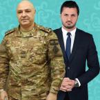 الجيش اللبناني يكذب وليد جنبلاط ورامز القاضي يسخر منه - صورة