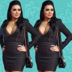 رانيا يوسف ببنطالٍ ضيق والكاميرا على مؤخرتها! - فيديو