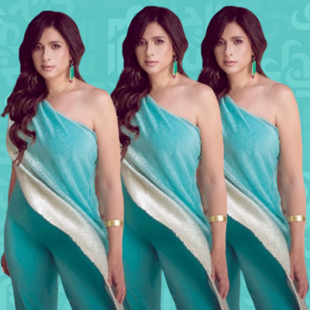 ياسمين عبد العزيز بأجمل طلّة - صورة