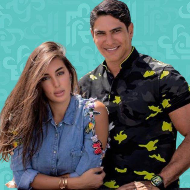 ياسمين صبري مع أحمد أبو هشيمة في قصرهما الفخم - فيديو