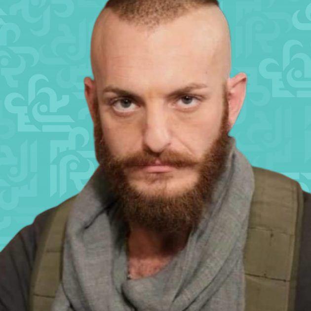ممثل سوري: زهير رمضان روح انضب ولا أسأل عن أهلي في الشام - فيديو