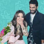 محمد وزيري فضح زواجه من هيفا وشتمته - وثيقة
