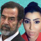 شقيقة دنيا بطمة تشتم العراقيين: (خنتم صدام حسين يا خونة)! - صورة