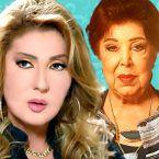 نادية الجندي تبكي رجاء الجداوي: (محدش حيعرف يحل مكانك)! - صورة