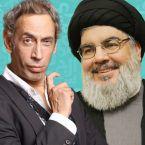 ممثل لبناني يسخر من السيّد نصرالله: (رجعونا للعصر الحجري)! - فيديو