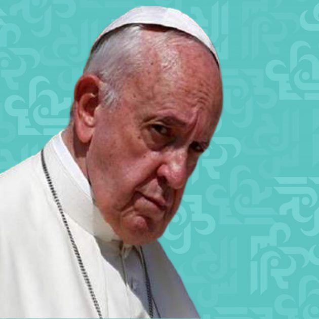 البابا فرنسيس حزين على آيا صوفيا