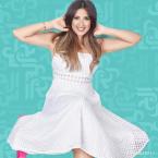 ياسمين عبد العزيز بأجمل اطلالة وزوجها: بحبك!