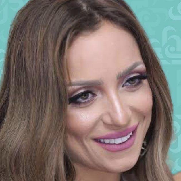 ريم البارودي بفستان الزفاف وهل تزوجت؟ - فيديو