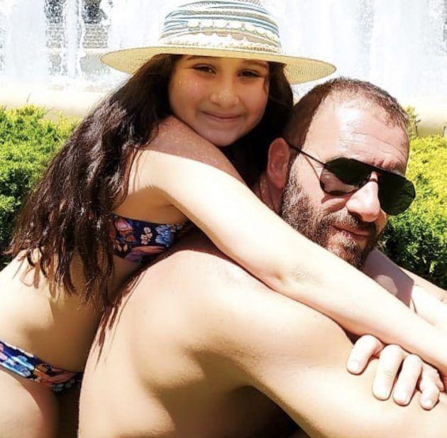 ابنة سيرين عبد النور بالمايوه - صورة