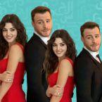 النجمة التركية ظلّت تقبّل بطلها رغم انتهاء المشهد! - فيديو
