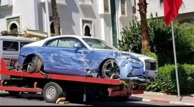 ياسمين صبري تعرضت لحادث بسيارتها الجديدة؟ - صورة