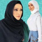 أمل حجازي: أنا سنية أو شيعية؟ - صورة