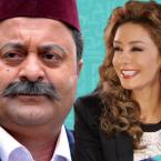 زهير رمضان يعتدي على كاريس بشار: (لا تحمل الشهادة وفوق الأربعين)!