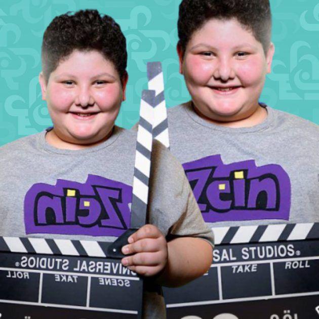 نجم ذا فويس كيدز وصل وزنه إلى ١٤١ كيلو