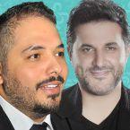 رامي عياش لملحم زين: (أنت أقوى صوت في لبنان)! - فيديو