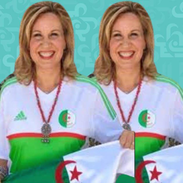 زوجة السفير الأمريكي تودع الجزائريين باكية: الجزائر جوهرة العالم