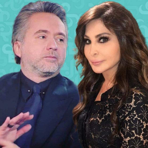 مروان خوري هل قرر الهجرة وإليسا تؤيد!