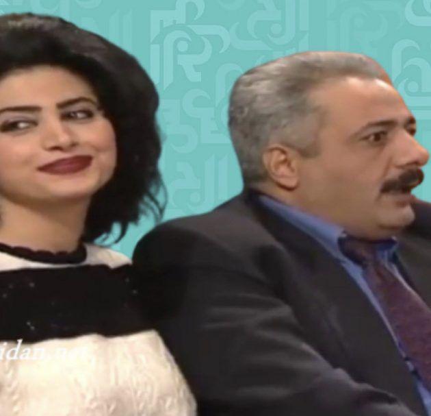 صورة نادرة من زفاف أيمن زيدان ونورمان أسعد