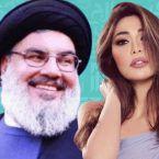 ديما صادق تهاجم السيّد نصرالله: (إسقاط ميشال عون الحل)!