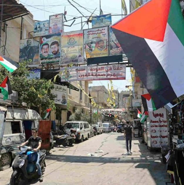 كورونا في المخيمات الفلسطينية وتفاصيل خطة لمواجهة انتشار العدوى