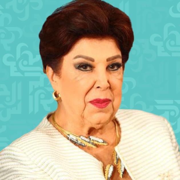 رجاء الجداوي بآخر صورها قبل وفاتها