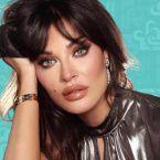نادين نجيم وآثار الاصابات على وجهها مؤلمة - صورة