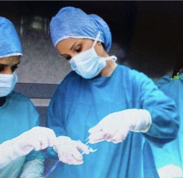 نيكول سابا الطبيبة ونصائحها للوقاية من كورونا