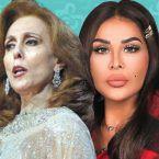 أحلام: فيروز أرزة لبنان وكبيرته - صورة
