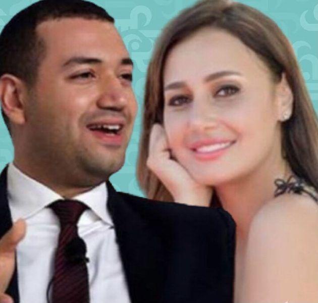حلا شيحة تتزوج من معز مسعود؟
