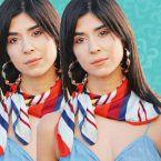 زواج الممثلة اللبنانية بشكل مفاجيء