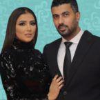 محمد سامي وصورة رومانسية مع زوجته!