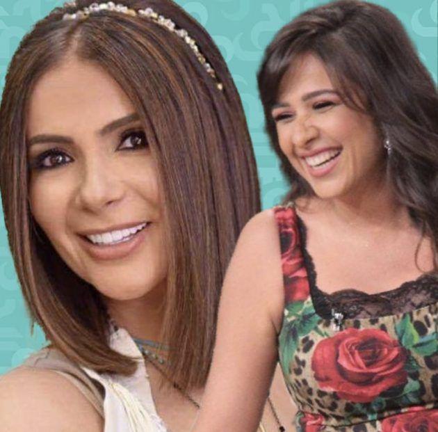 ياسمين عبد العزيز هكذا احتفلت بمنى زكي وعمرها الآن - صورة