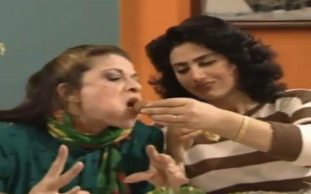 نورمان أسعد وسامية الجزائري