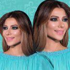 أصالة نصري العلم اللبناني فوق رأسها: وبيروت تذكرني بالحياة