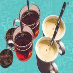 تسعة آثار جانبية للكثير من القهوة والشاي