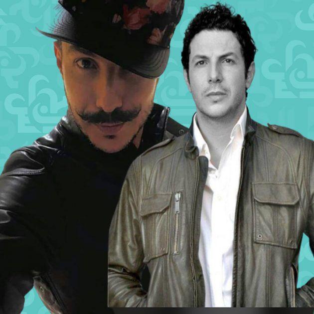 باسل خياط خجول كأهم نجوم العالم - صورة