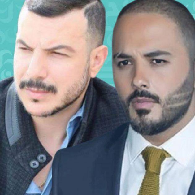 رامي عياش متواضع وباسل خياط حاول الهروب - فيديو