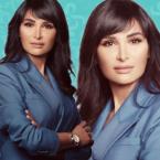 رشا الشربتجي: هذه النجمات السوريات تنافسن جمال اللبنانيات