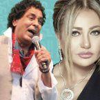 ليلى علوي هكذا هنأت محمد منير بعيده وعمره الآن؟ - صورة