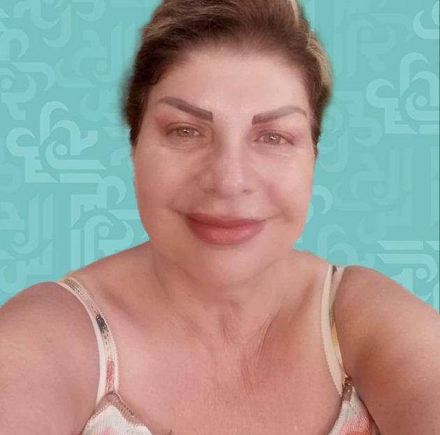 المذيعة اللبنانية بمظهرٍ صادم دون مساحيق والتجاعيد! - فيديو