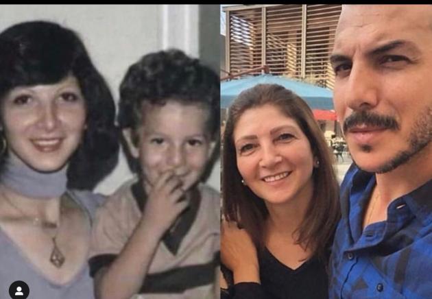 باسل خياط لم يتخلَ عن والدته كما مكسيم خليل - صورة