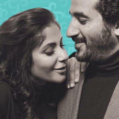 أحمد حلمي يسخر من زوجته منى زكي وماذا عن علاقتهما