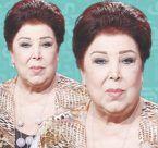 رجاء الجداوي مع عائلتها قبل وفاتها وكأنّها لم تمتْ! - صورة